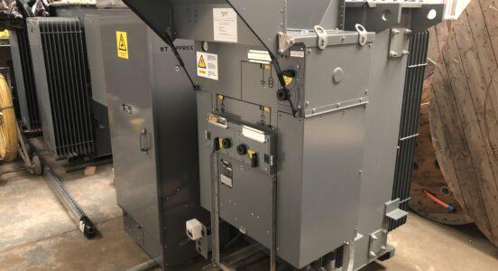 Refurbished Unit Package Substation